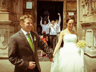 La boda de Nicklas y Rachel