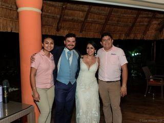 La boda de Liliana  y Andrés  1