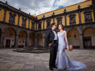 La boda de Mariana y Rene