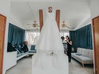 La boda de Wendy y Cristian 3