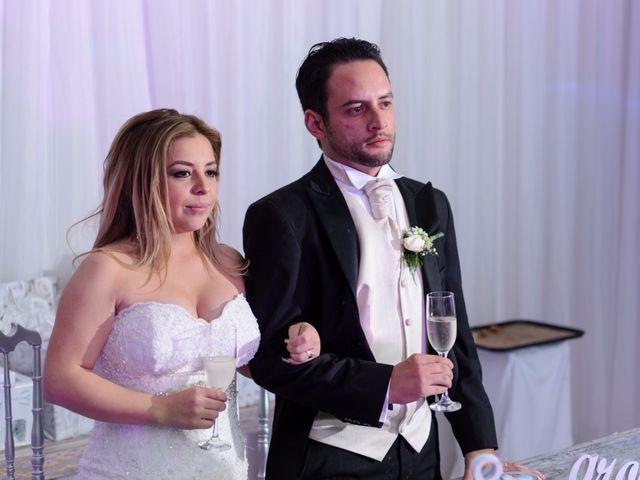 La boda de Thalia y Ricardo