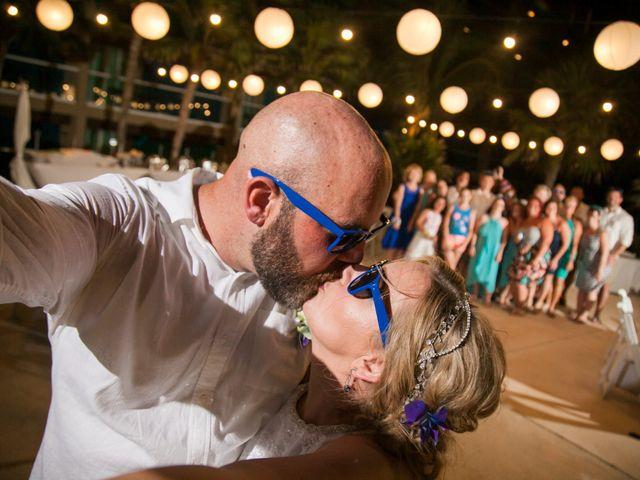 La boda de Jillian y Aaron