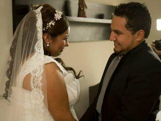 La boda de Daniela y Gerardo 3