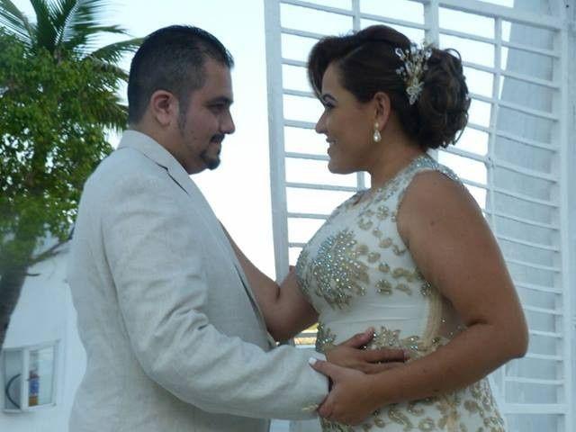 La boda de Manuel y Rocío en Manzanillo, Colima 3