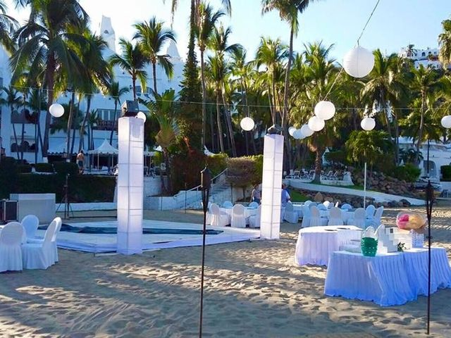La boda de Manuel y Rocío en Manzanillo, Colima 2