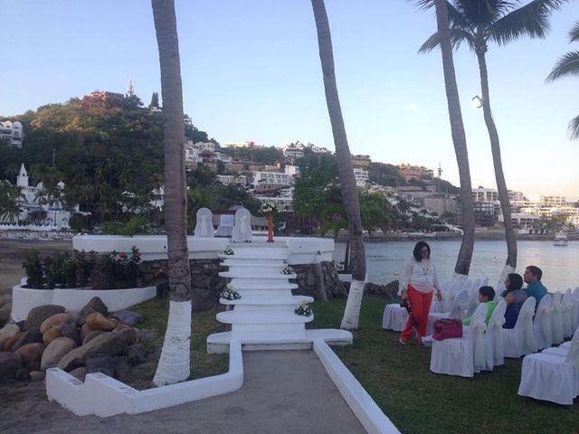 La boda de Manuel y Rocío en Manzanillo, Colima 9