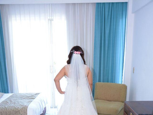 La boda de David y Aglaé en Puerto Vallarta, Jalisco 8
