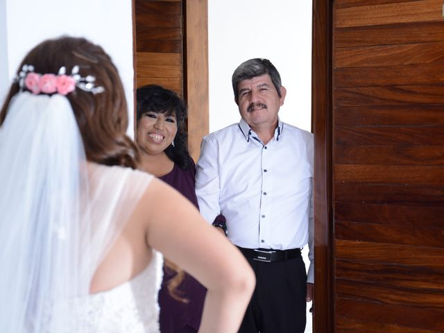 La boda de David y Aglaé en Puerto Vallarta, Jalisco 10