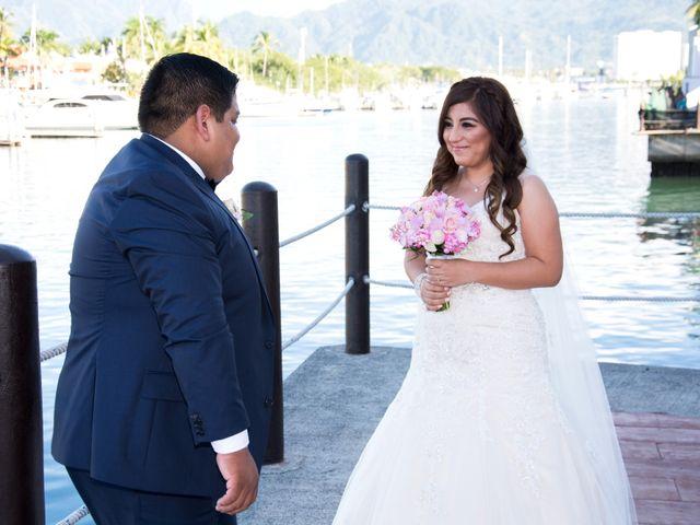 La boda de David y Aglaé en Puerto Vallarta, Jalisco 18