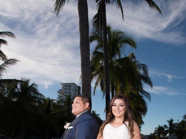 La boda de David y Aglaé en Puerto Vallarta, Jalisco 27