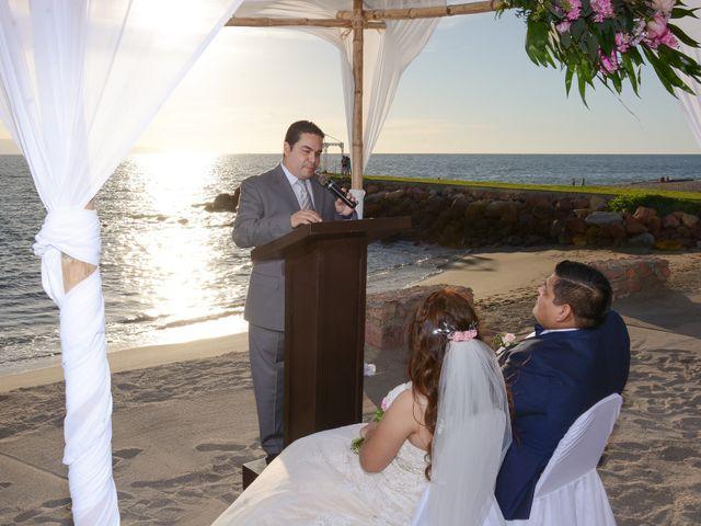 La boda de David y Aglaé en Puerto Vallarta, Jalisco 28