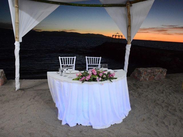 La boda de David y Aglaé en Puerto Vallarta, Jalisco 37
