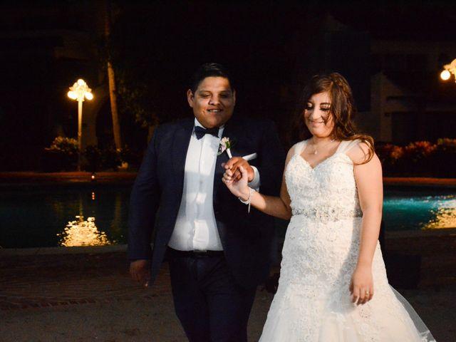 La boda de David y Aglaé en Puerto Vallarta, Jalisco 41
