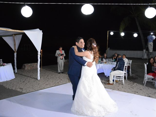 La boda de David y Aglaé en Puerto Vallarta, Jalisco 42