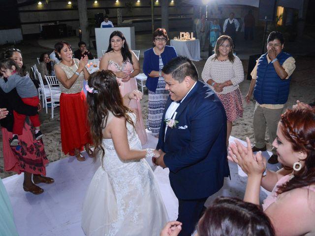 La boda de David y Aglaé en Puerto Vallarta, Jalisco 43