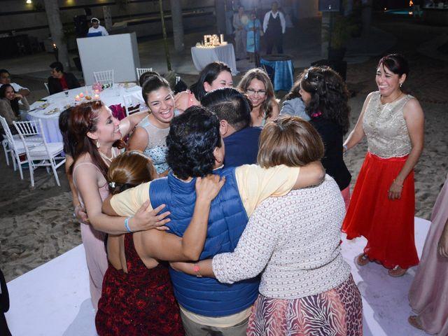 La boda de David y Aglaé en Puerto Vallarta, Jalisco 44