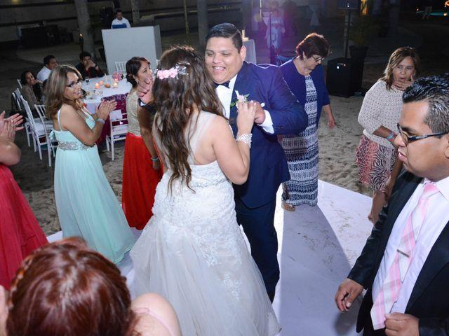 La boda de David y Aglaé en Puerto Vallarta, Jalisco 45