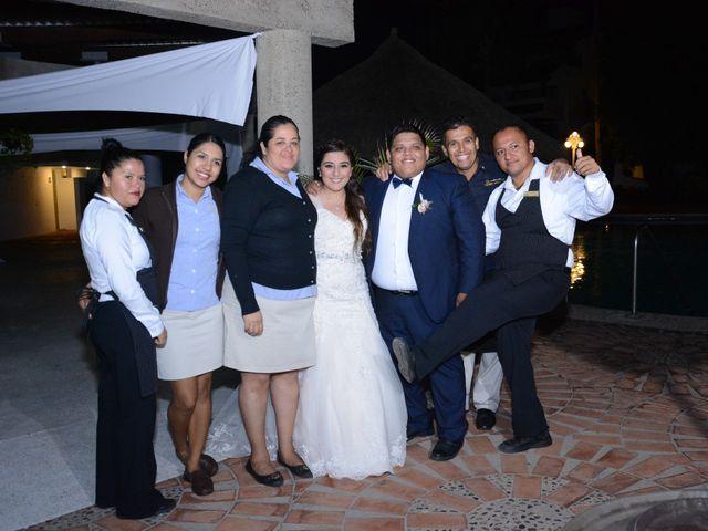 La boda de David y Aglaé en Puerto Vallarta, Jalisco 46