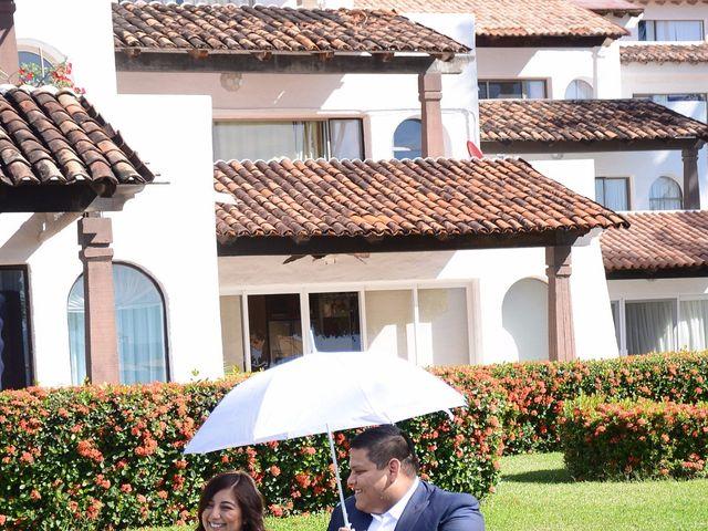 La boda de David y Aglaé en Puerto Vallarta, Jalisco 49