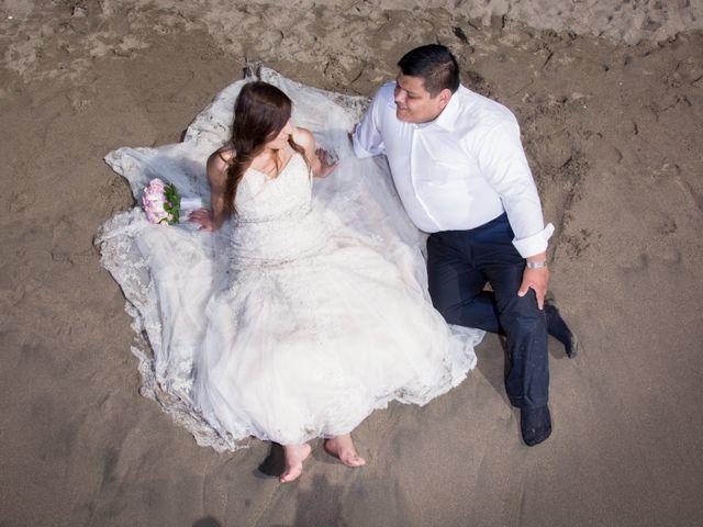La boda de David y Aglaé en Puerto Vallarta, Jalisco 54