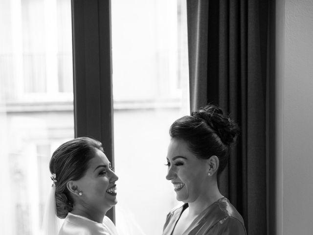 La boda de Carlos y Lorena en Cuauhtémoc, Ciudad de México 9