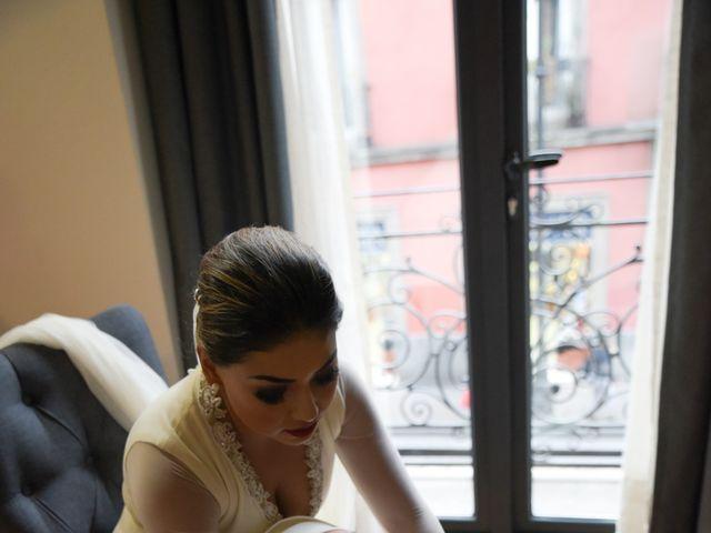 La boda de Carlos y Lorena en Cuauhtémoc, Ciudad de México 12