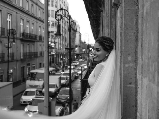 La boda de Carlos y Lorena en Cuauhtémoc, Ciudad de México 17