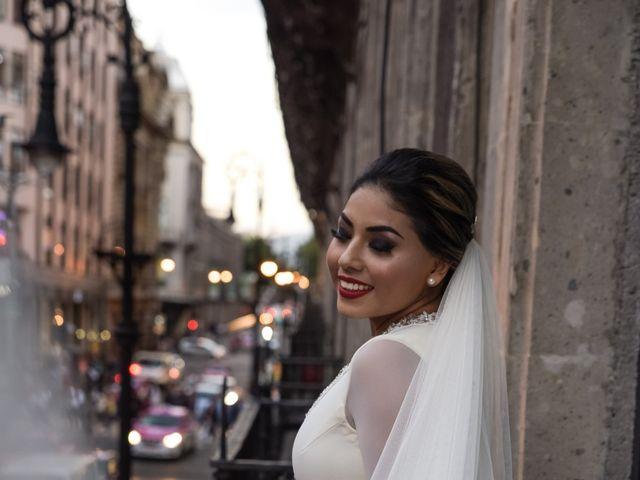 La boda de Carlos y Lorena en Cuauhtémoc, Ciudad de México 19
