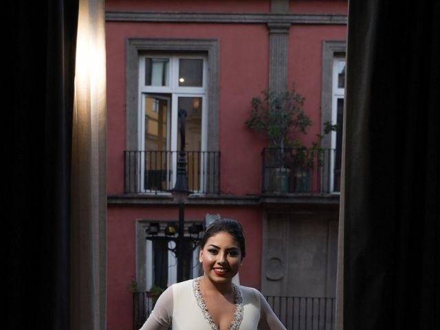 La boda de Carlos y Lorena en Cuauhtémoc, Ciudad de México 21