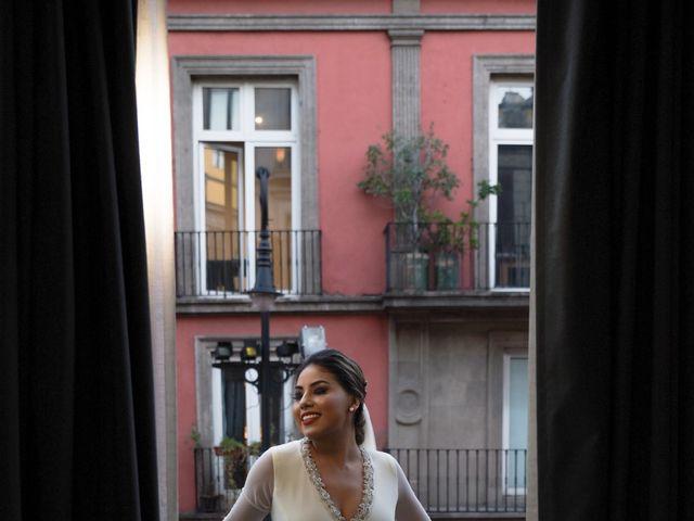La boda de Carlos y Lorena en Cuauhtémoc, Ciudad de México 23