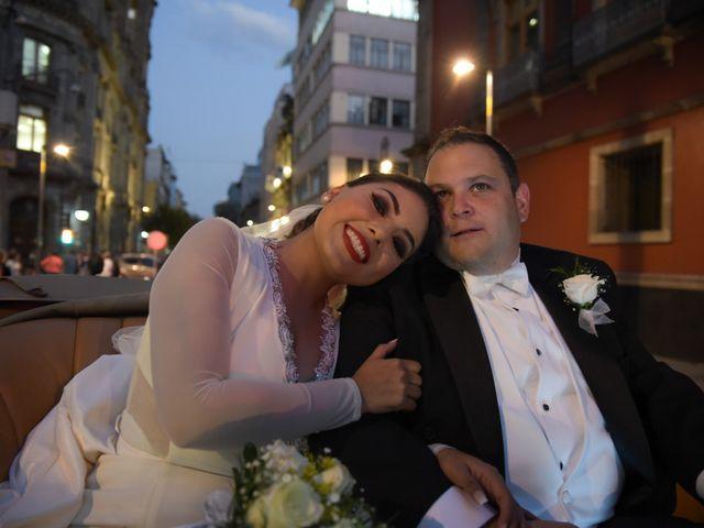 La boda de Carlos y Lorena en Cuauhtémoc, Ciudad de México 25