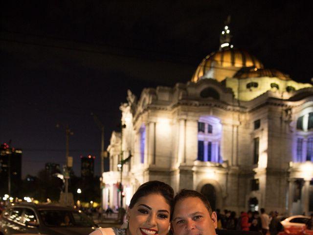 La boda de Carlos y Lorena en Cuauhtémoc, Ciudad de México 28