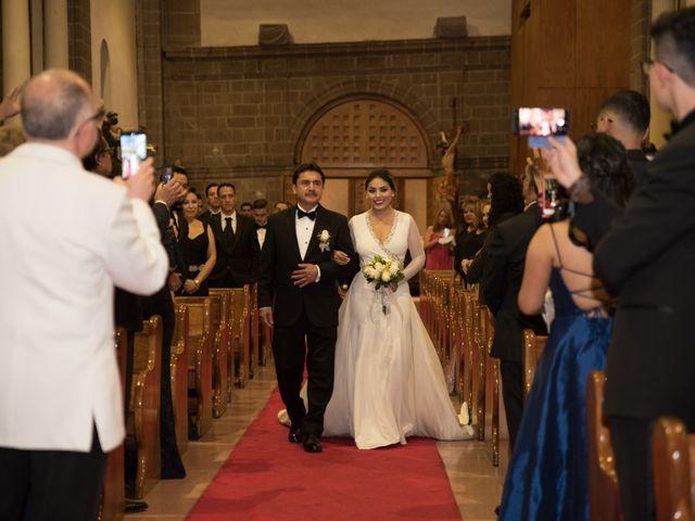 La boda de Carlos y Lorena en Cuauhtémoc, Ciudad de México 29