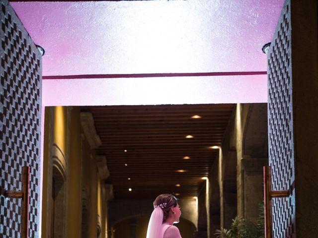 La boda de Carlos y Lorena en Cuauhtémoc, Ciudad de México 35
