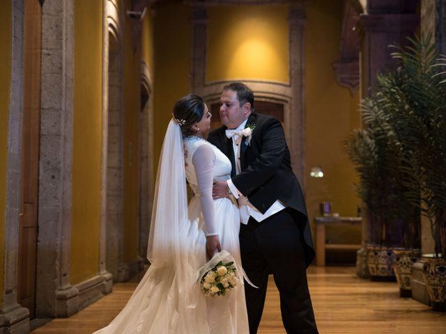 La boda de Carlos y Lorena en Cuauhtémoc, Ciudad de México 2