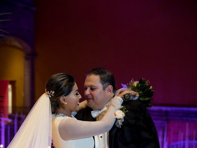 La boda de Carlos y Lorena en Cuauhtémoc, Ciudad de México 37