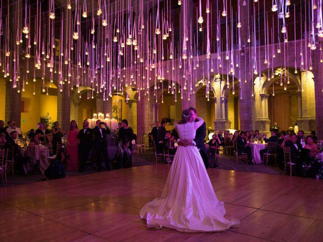 La boda de Carlos y Lorena en Cuauhtémoc, Ciudad de México 39
