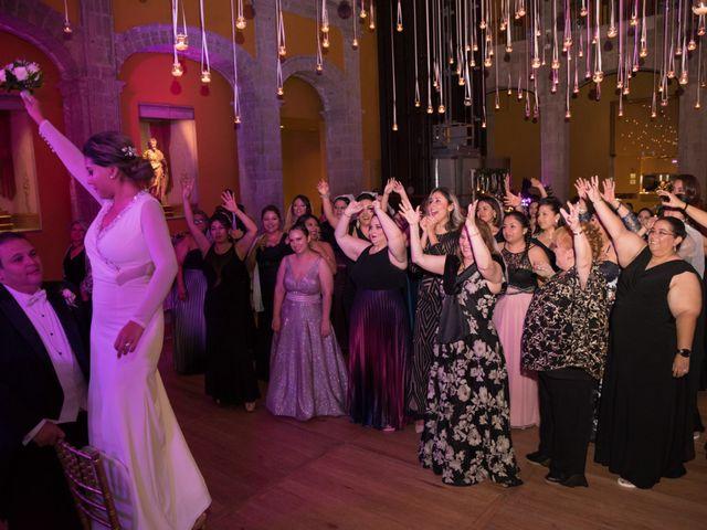 La boda de Carlos y Lorena en Cuauhtémoc, Ciudad de México 43
