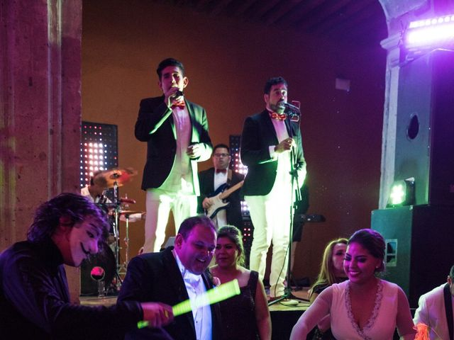 La boda de Carlos y Lorena en Cuauhtémoc, Ciudad de México 50