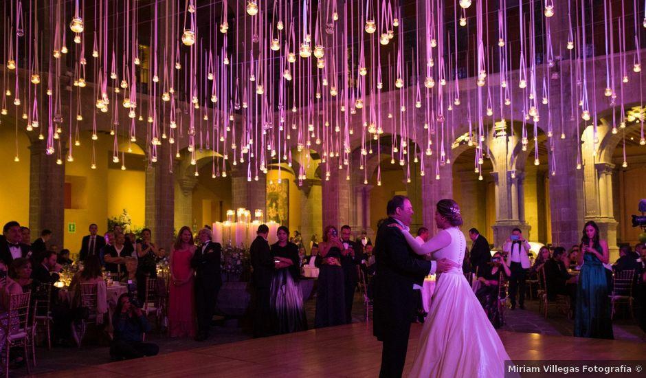 La boda de Carlos y Lorena en Cuauhtémoc, Ciudad de México
