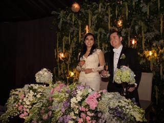La boda de Brenda y Jorge