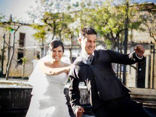 La boda de Melissa y David 2