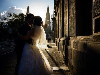 La boda de Melissa y David 3