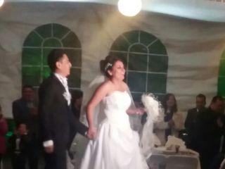 La boda de Faby y Omar 1