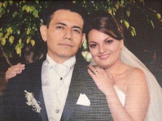 La boda de Faby y Omar