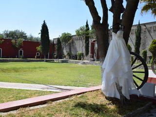 La boda de Edna y Omar 2