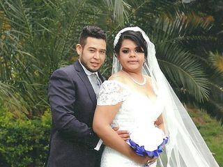 La boda de Manuel y Lupita