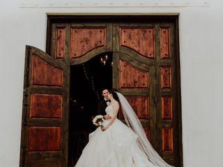La boda de Valeria y Greg