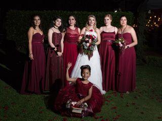 La boda de Roksana y Luis Sergio 1