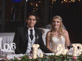 La boda de Roksana y Luis Sergio
